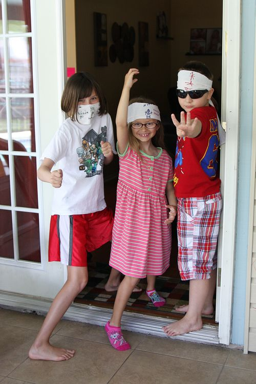 Ninja Mommy Camp 6
